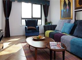 财信圣堤亚纳现代公寓设计