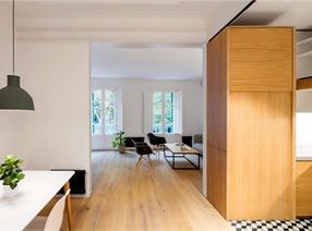 现代简约设计空间