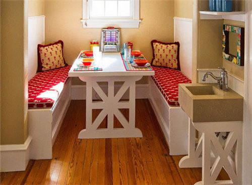 小户型的餐厅如何设计 小户型餐厅怎么设计更大气