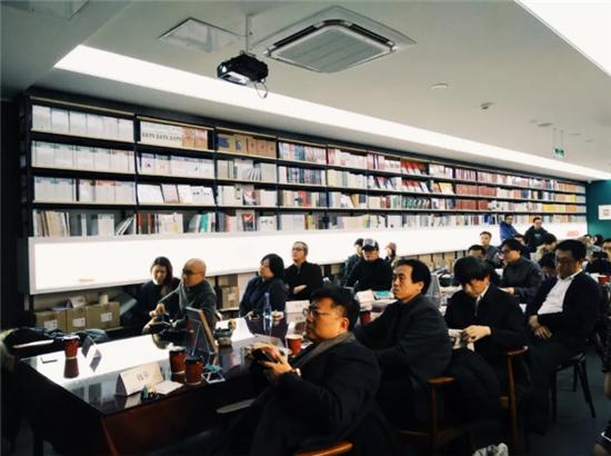 无界灵感 中国建筑色·材趋势报告悦读会北京站成功举办
