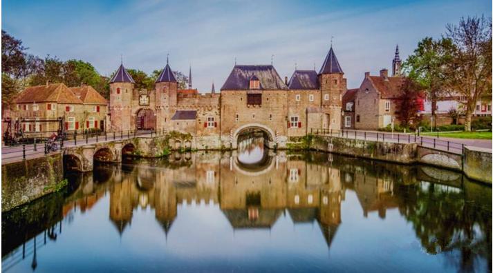 到过荷兰,才知道什么是人间天堂|荷兰旅游- 设计圈图片