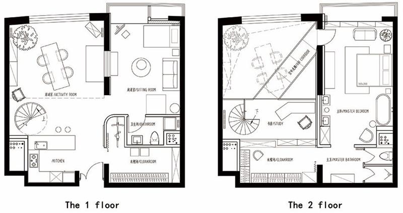 loft住宅