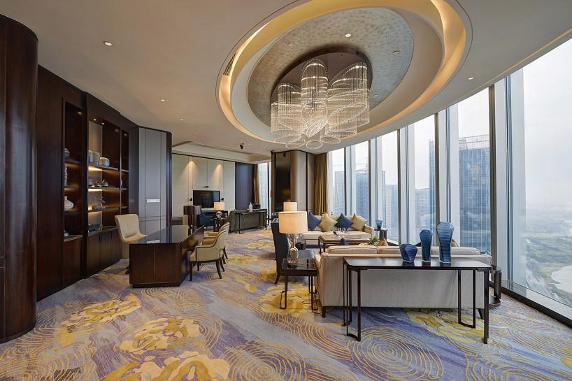 义乌香格里拉酒店-总统套房