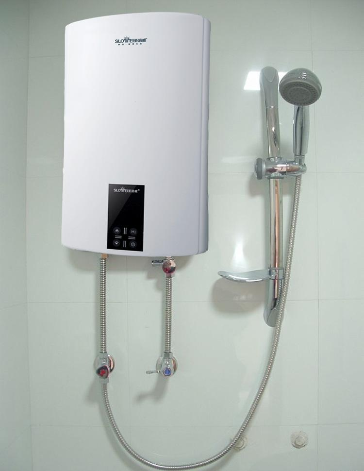 一,即热式电热水器工作原理   从原理上看,即热式热水器和普通的储