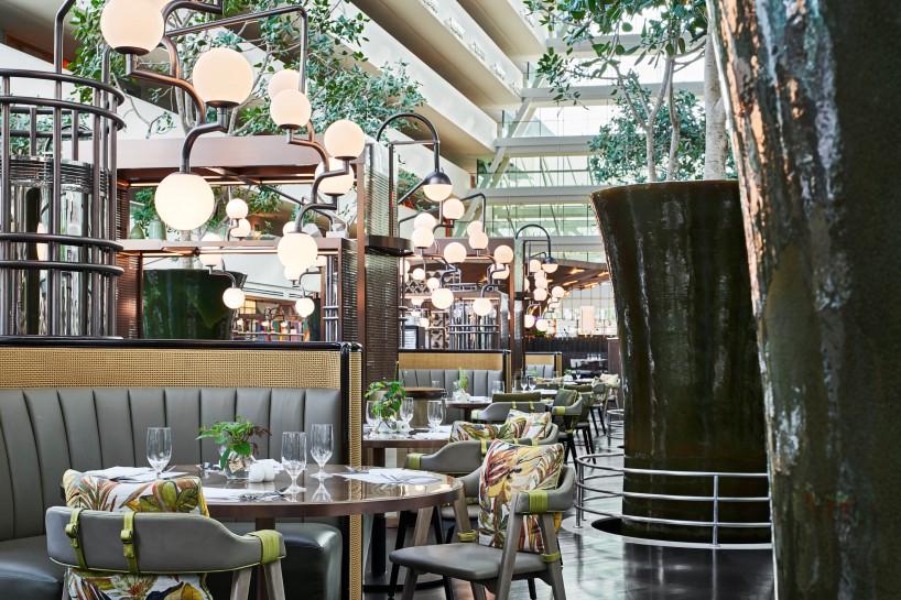 新加坡滨海湾金沙酒店RISE餐厅, by Aedas Interiors_4
