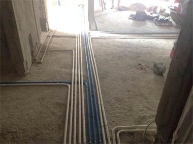 刚开始水电工程