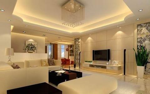 客厅天花吊顶的设计方案 客厅天花吊顶的设计方法图片