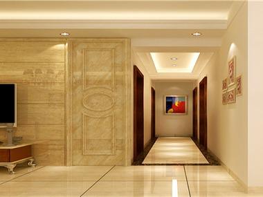 本方案根据业主要求以进行设计,主题电视背景墙以全抛