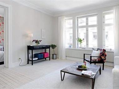 幸福时光 北欧小家居装修概念