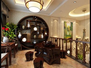 古典美式风格,以华丽的装饰、浓烈的色彩、精美的造型