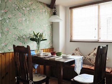 混搭是现在家居装修中一种新型的装修理念.北欧以及地