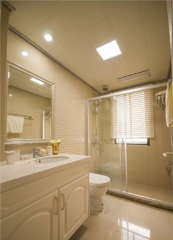 海尚一品公寓住宅设计卫生间