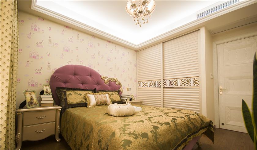 海尚一品公寓住宅设计卧室