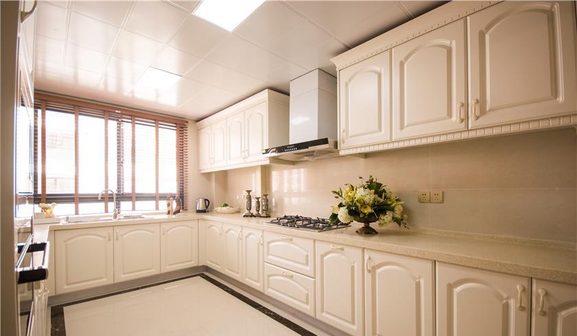 海尚一品公寓住宅设计厨房