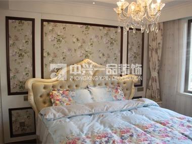 加州洋房美式设计卧室