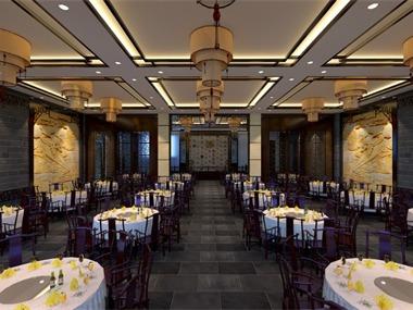 中式山庄酒店