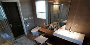正确选购浴室柜,解决卫生间杂乱问题