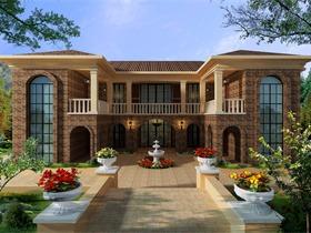 新古典庭院其它效果图
