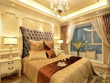 房山翠林漫步卧室