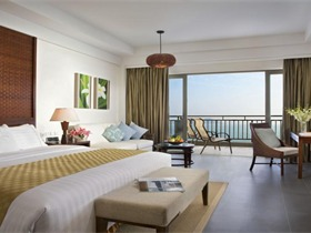 惠州金海湾喜来登度假酒店飘窗