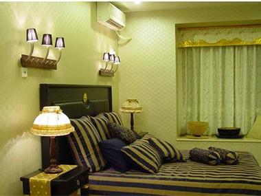 河南新乡世纪村卧室