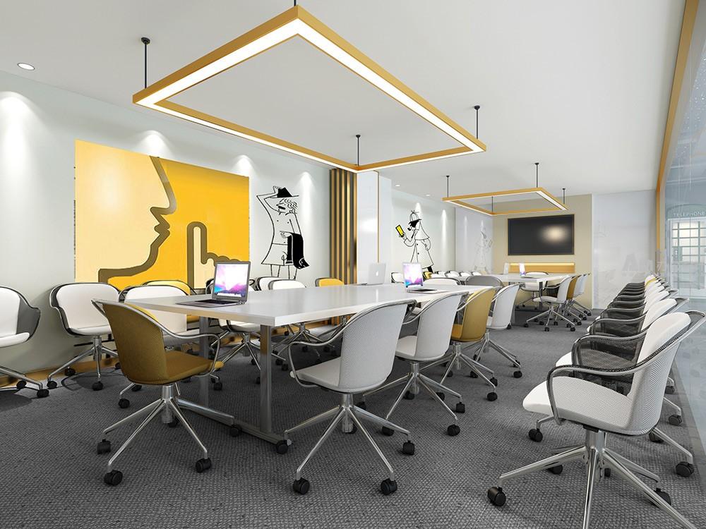 会议室效果图