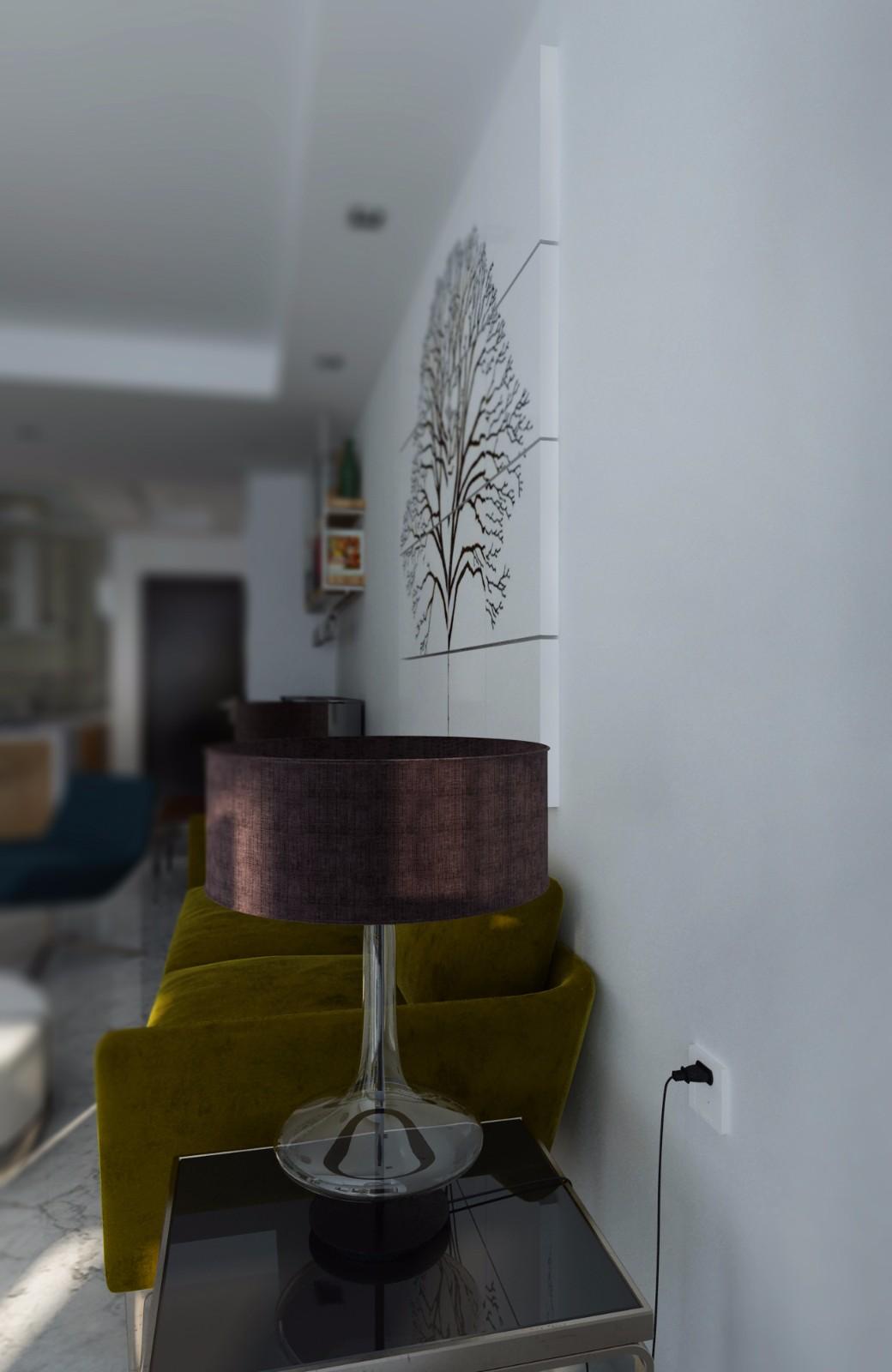 简约客厅其它效果图
