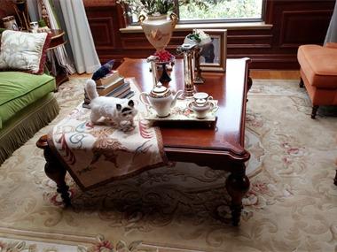 美式客厅其它效果图