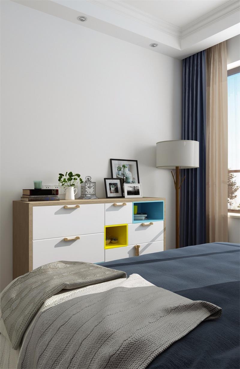 北欧卧室其它效果图