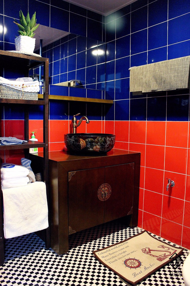 中式卫生间其它实景图