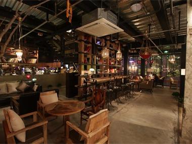 咖啡店实景图