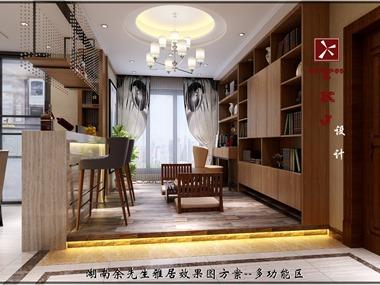 湖南株洲余生雅居设计案例