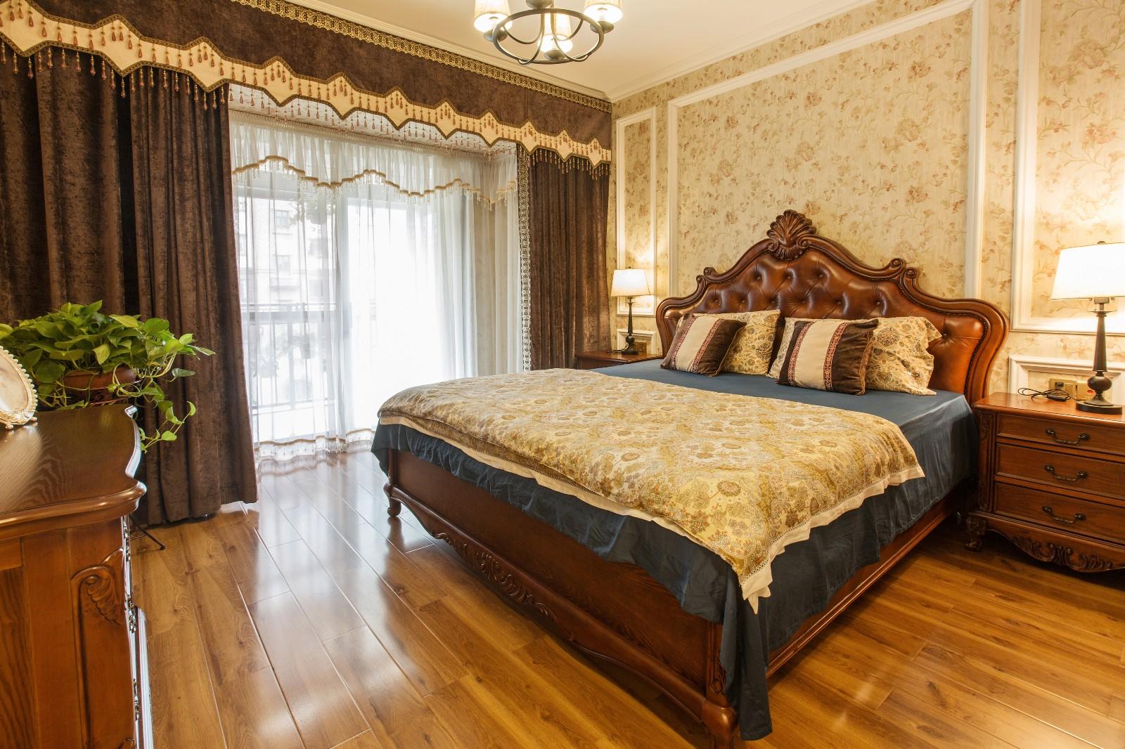 新古典卧室其它实景图