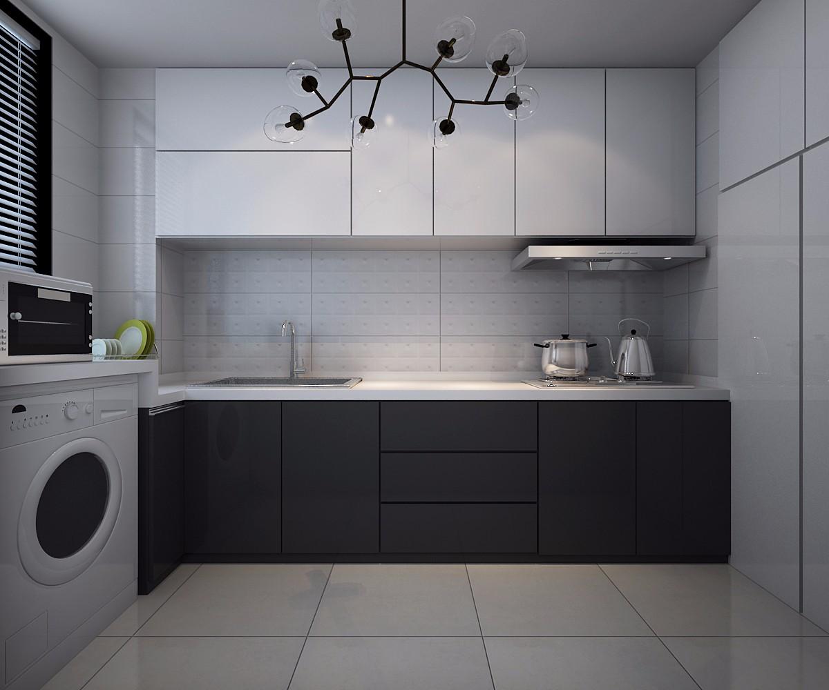 简约厨房其它效果图