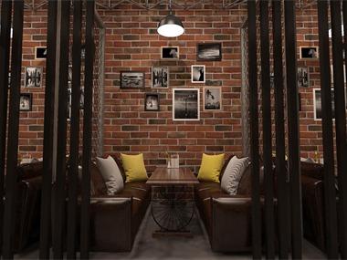 印象摄影主题咖啡馆