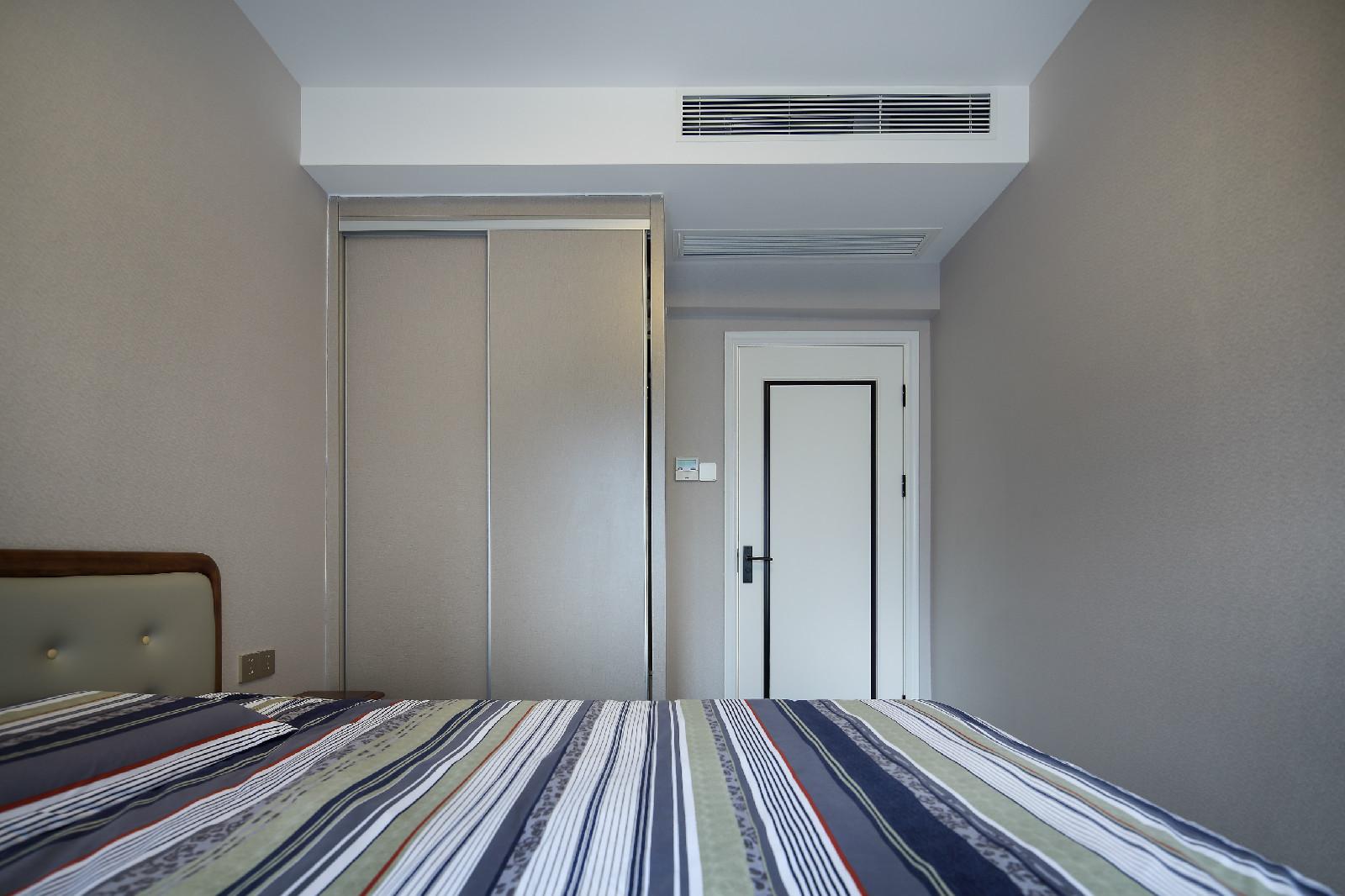 180㎡简约大气风,没有客厅、沙发,却幸福满满的家