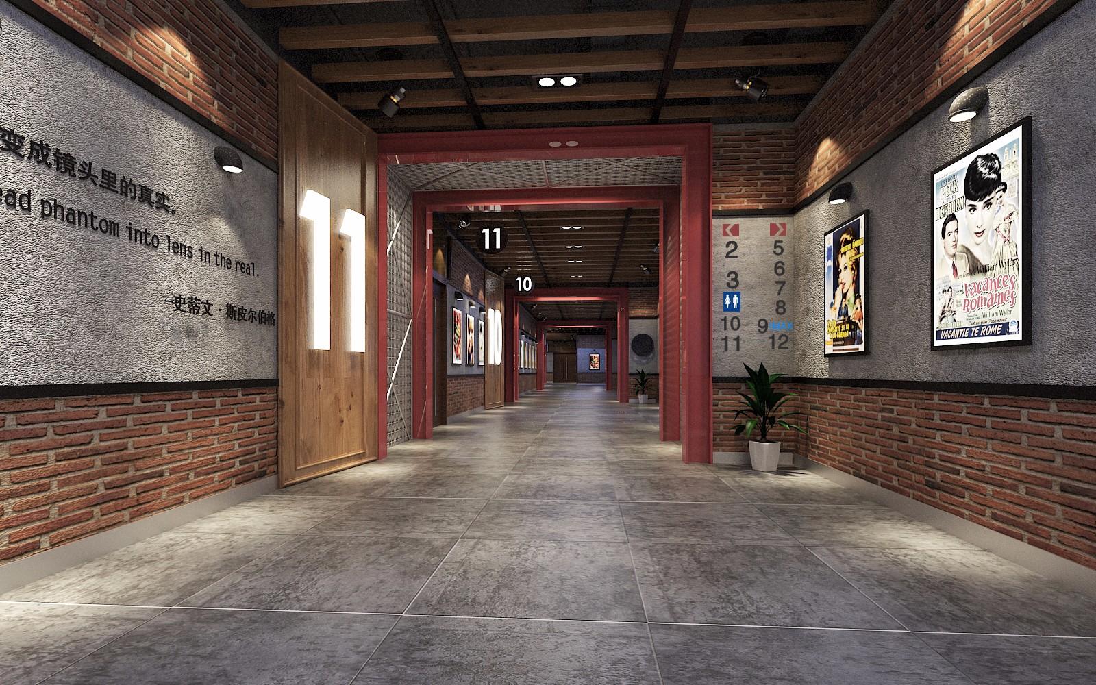西安老城根g-park开顿IMAX影城
