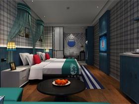 成都四星级酒店设计——红专设计|一花一世界酒店