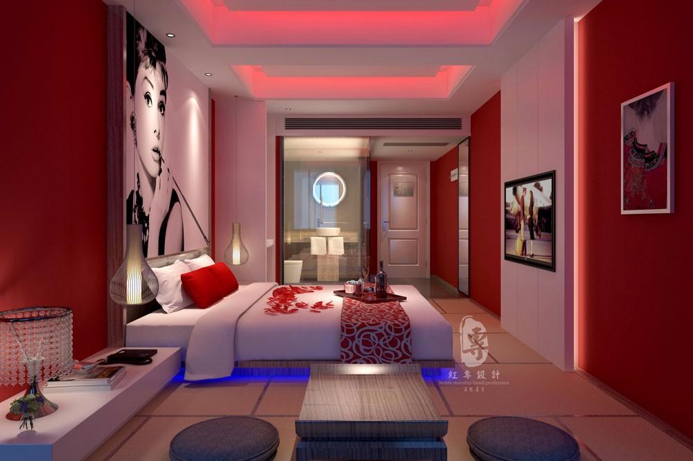 泰州专业酒店设计公司-红专设计 荔锦城市精品酒店