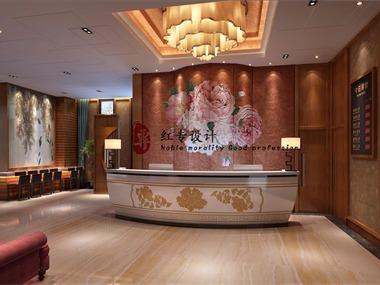 唐山专业酒店设计公司-红专设计|蜀语印象酒店