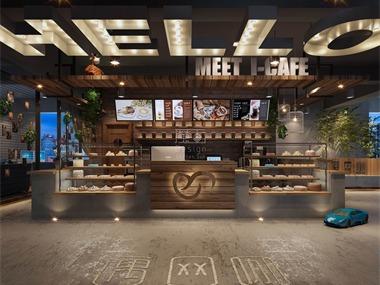 MEET I-CAFE遇网咖江南店