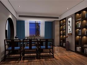 重庆水云里禅茶精品酒店-重庆精品酒店设计施工公司