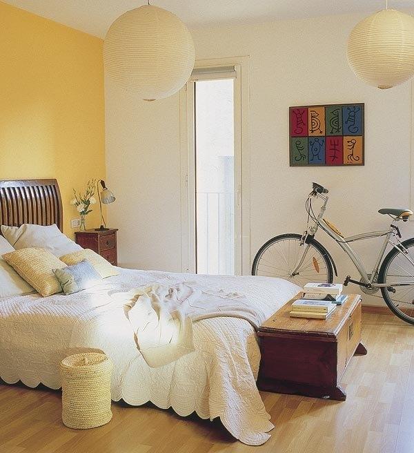 日式卧室吊顶效果图