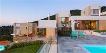 希腊海景别墅,享受希腊岛边缘的生活