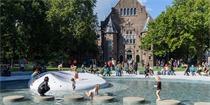 阿姆斯特丹游乐场:让孩子流连忘返的戏水池