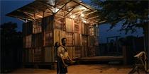 厄瓜多尔|地震后重建的弹出式房屋建筑