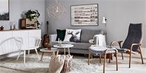 北欧公寓设计 用精致的家饰让空间变得高品质