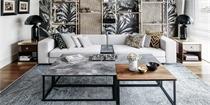 土耳其顶层公寓设计 极简的线条,奢华的材质