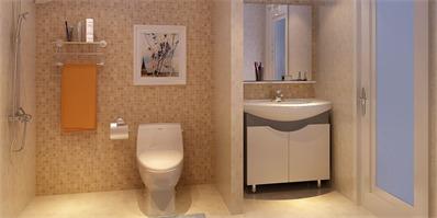 """卫生间隔断墙设计 加了这面""""墙""""效果出乎意料的好"""