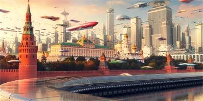 未来会是什么样的 艺术家让我们看见了一个超现实的未来社会